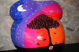 panxa de guix embarassada
